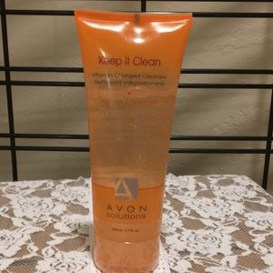 Avon Solutions Keep It Clean Cleanser Normal